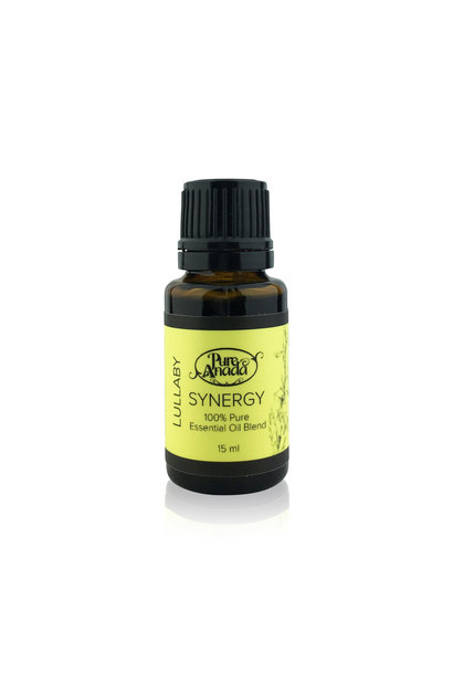 Essential Oil Synergy - Lullaby