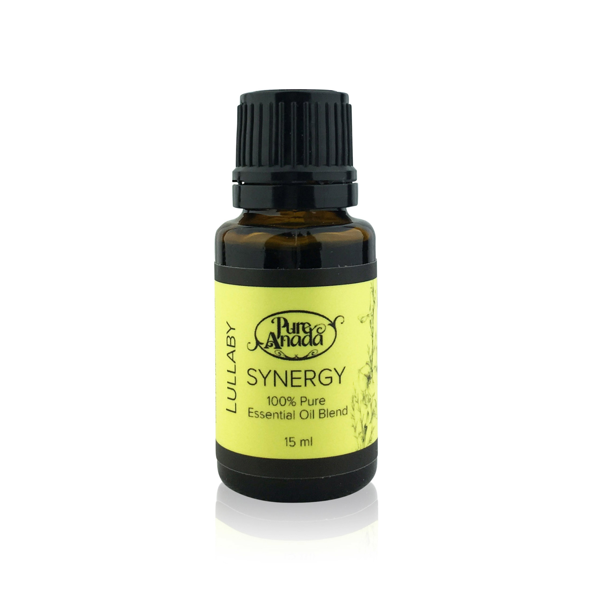 Essential Oil Synergy - Lullaby-1