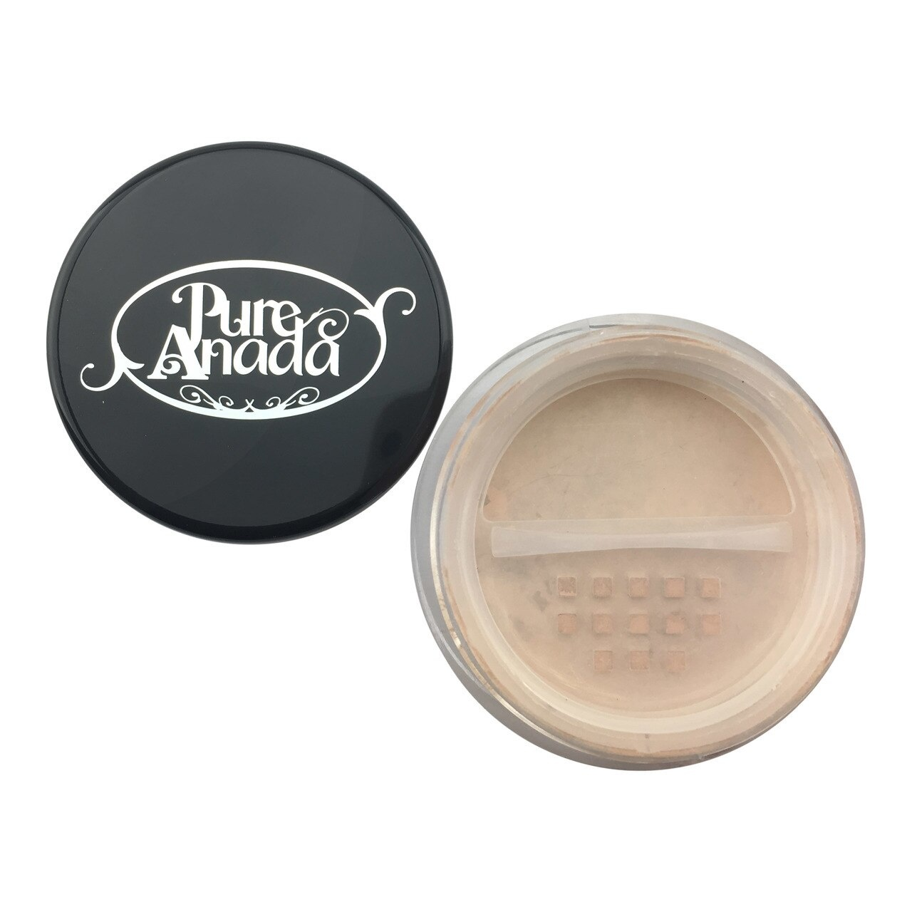 Loose Mineral Foundation - Glacial Sunrise: Light (Cool)-2