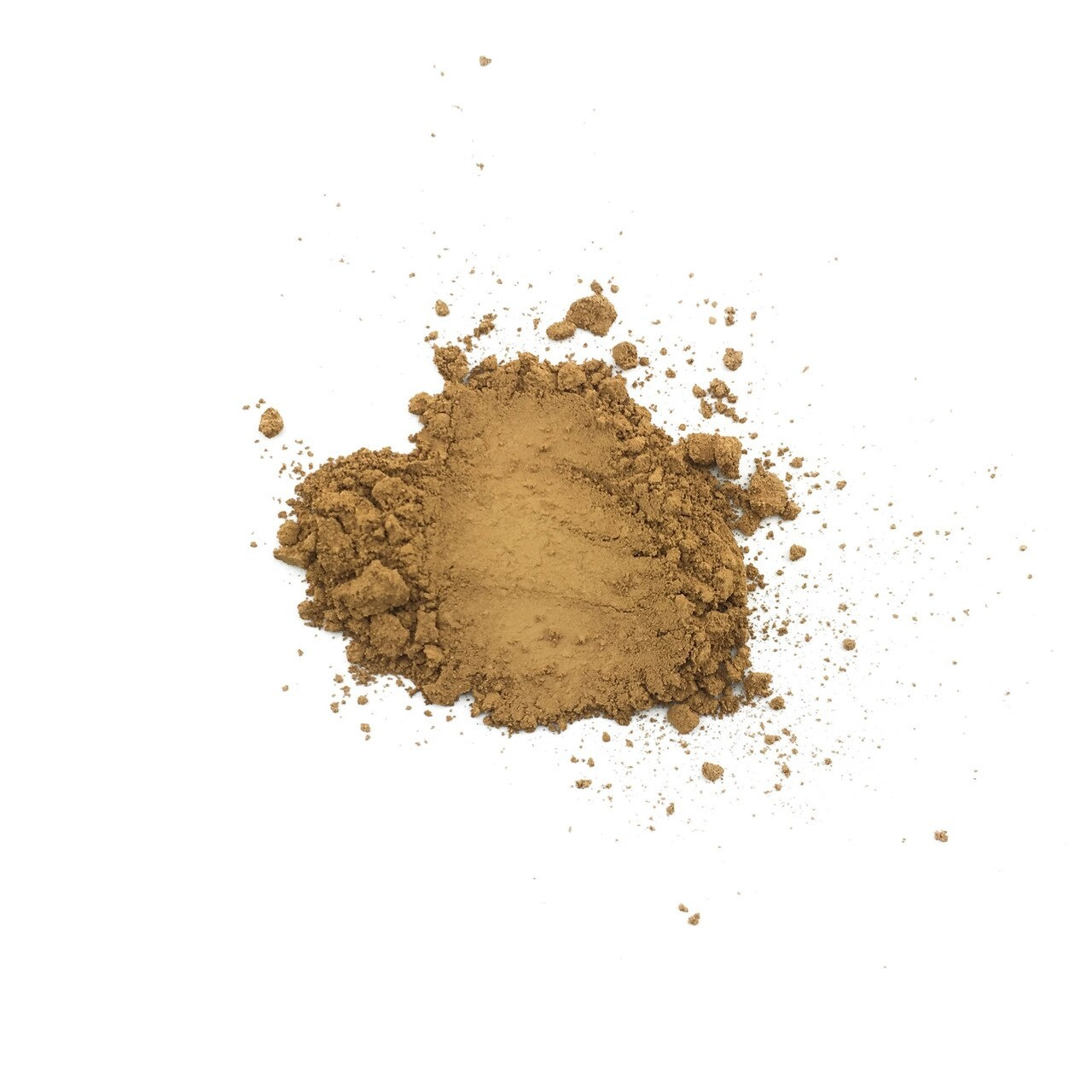 Loose Mineral Foundation - Cappuccino: Deep (Neutral)-1