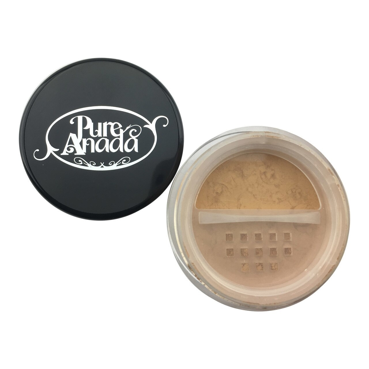 Loose Mineral Foundation - Cappuccino: Deep (Neutral)-2