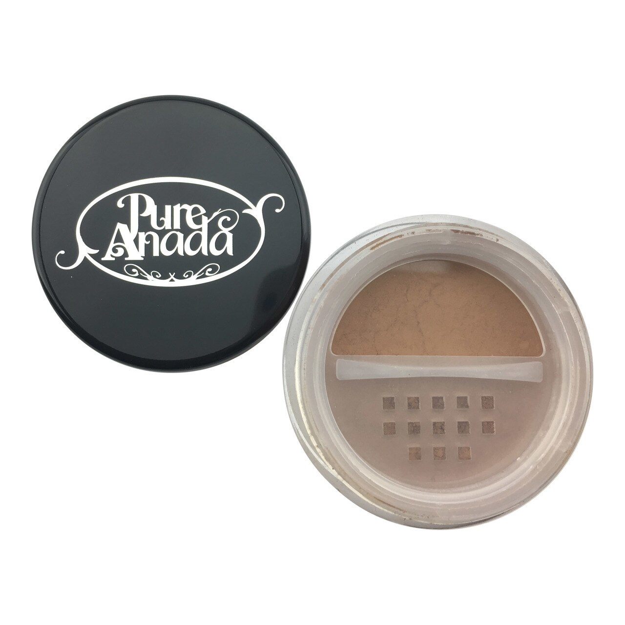 Loose Mineral Foundation - Swiss Chocolate: Global (Neutral)-2