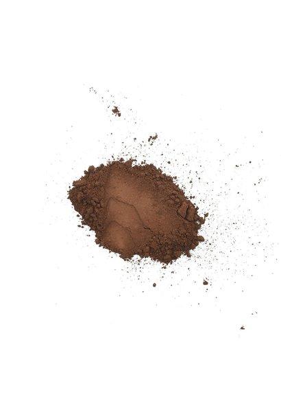 Loose Mineral Foundation - Ebony: Global (Black)