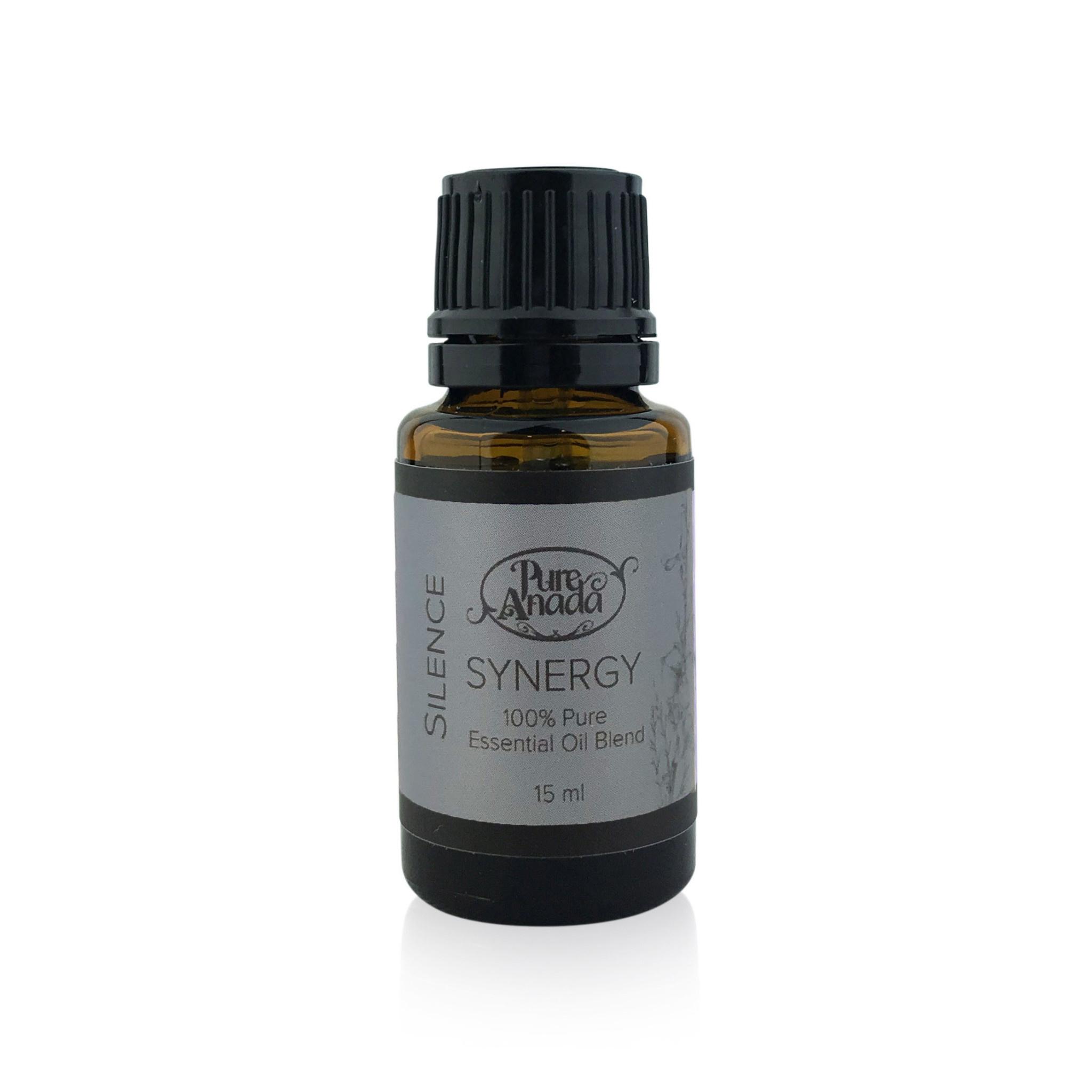 Essential Oil Synergy - Silence-1