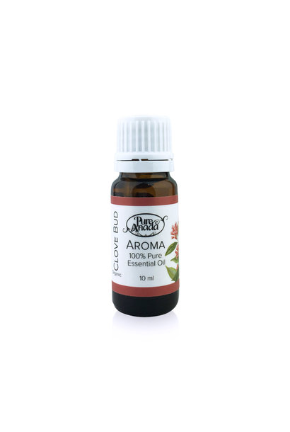 Clove Bud Essential Oil (Organic)