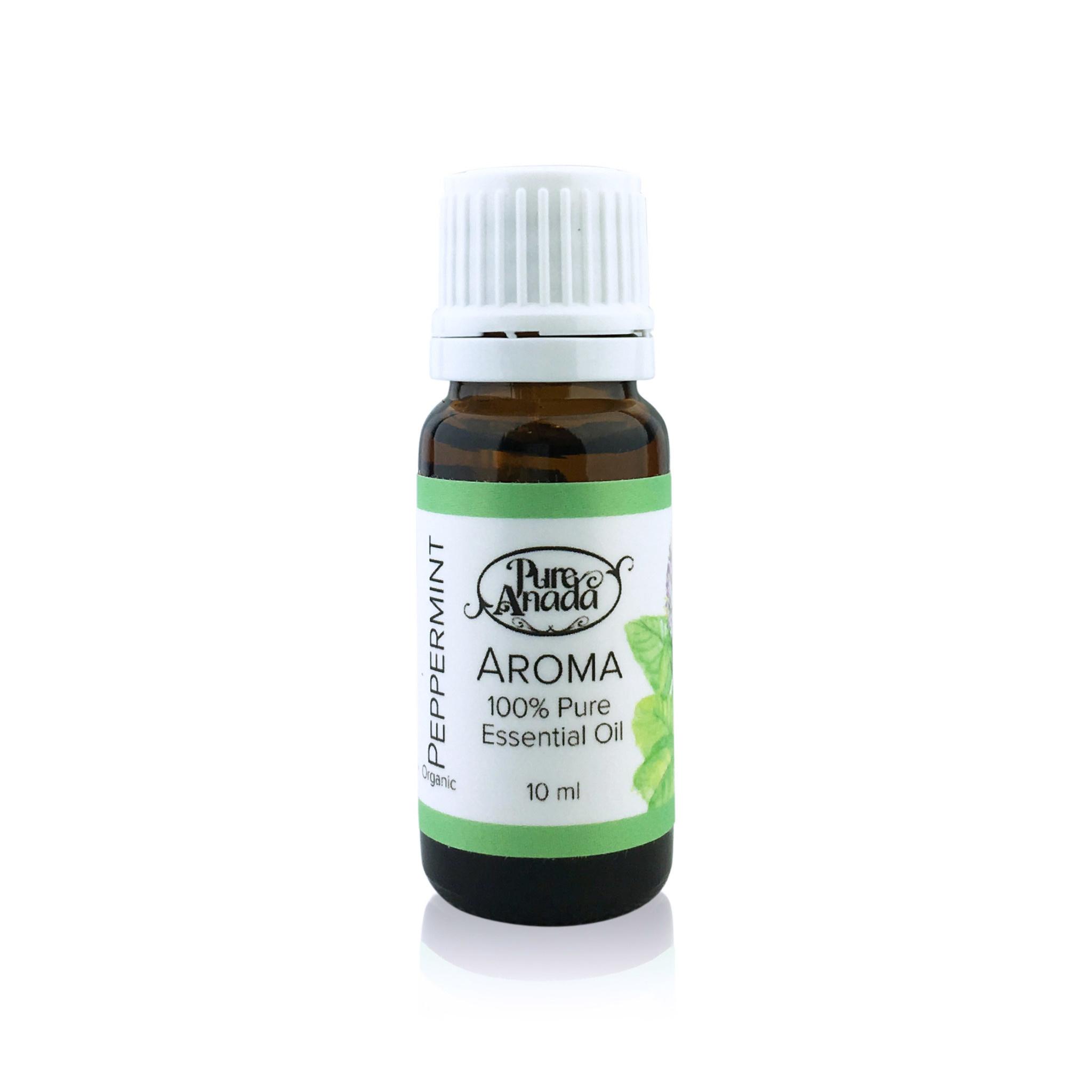 Peppermint Essential Oil (Organic)-1