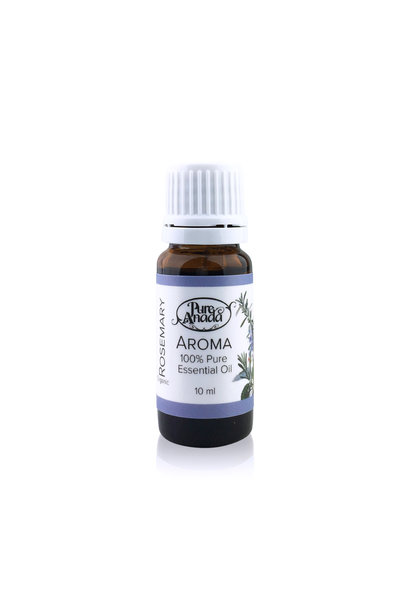 Rosemary Essential Oil (Organic)