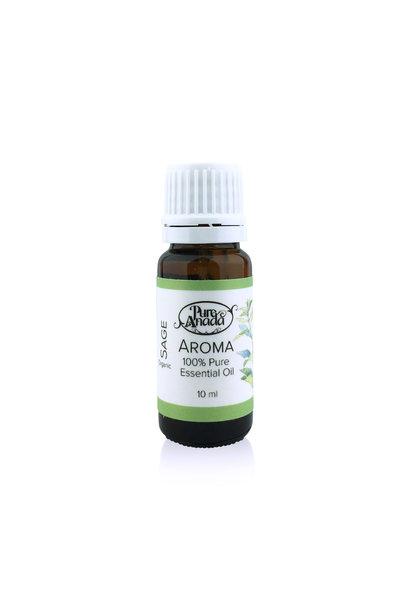 Sage Essential Oil (Organic)