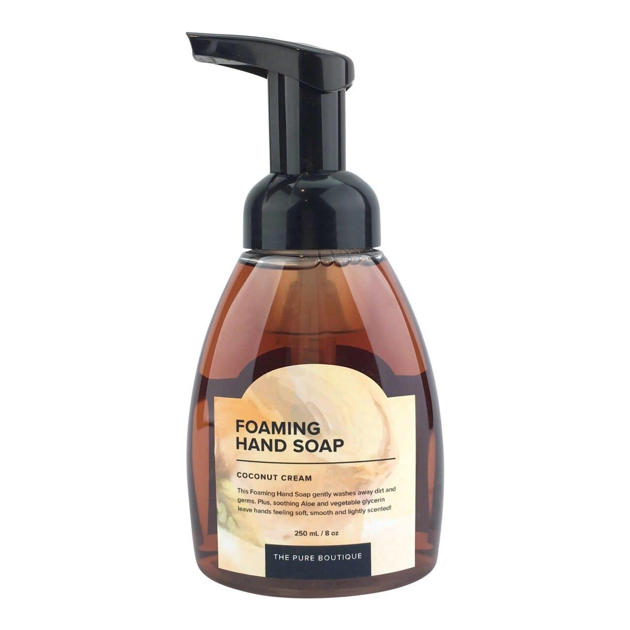 Foaming Hand Soap - Coconut Cream-1