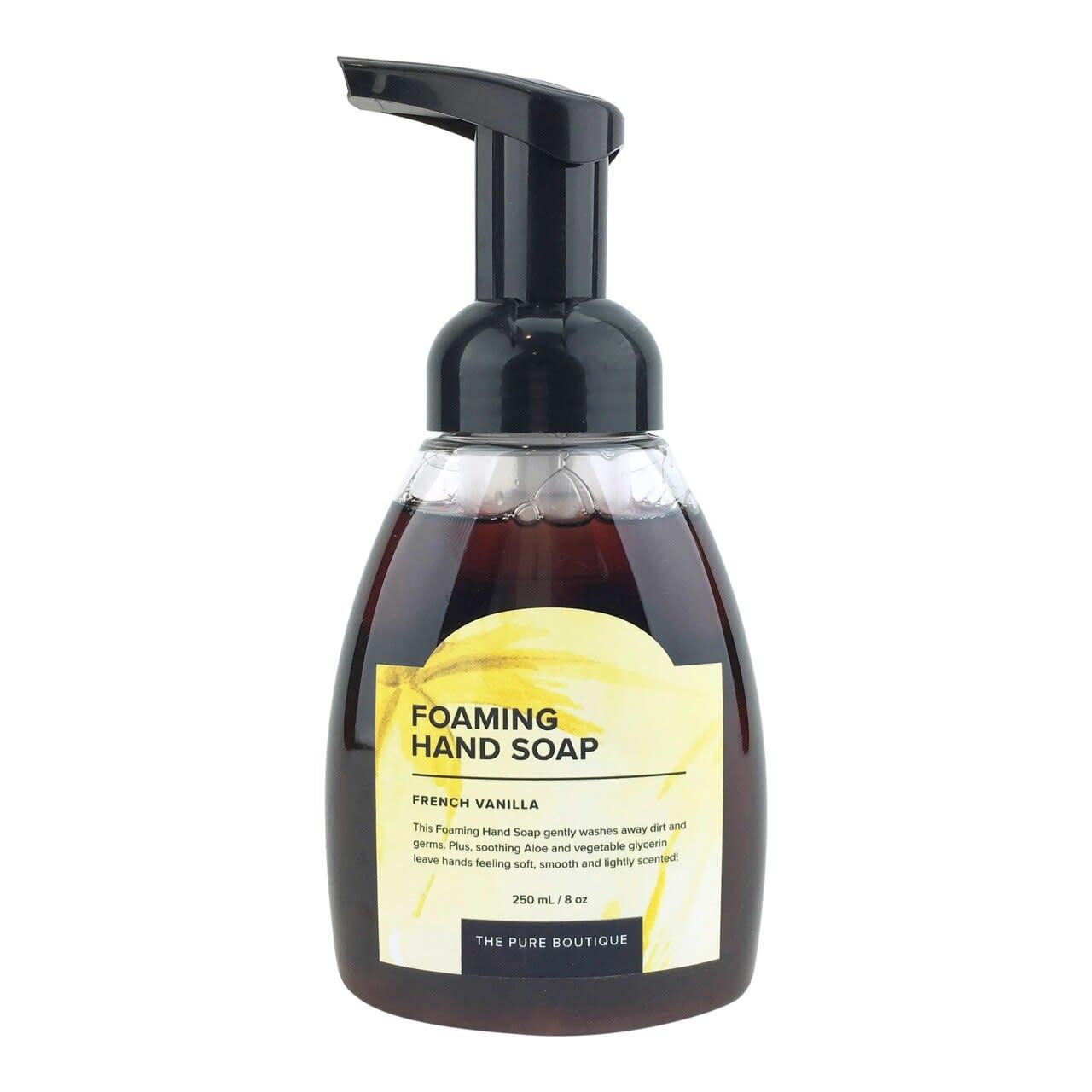 Foaming Hand Soap - French Vanilla-1