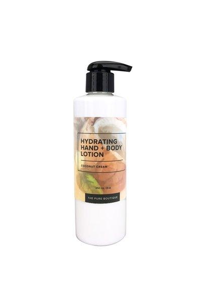Hydrating Hand & Body Lotion - Coconut Cream