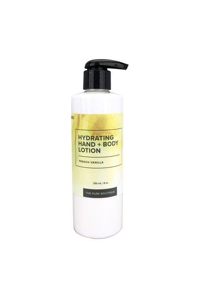 Hydrating Hand & Body Lotion - French Vanilla