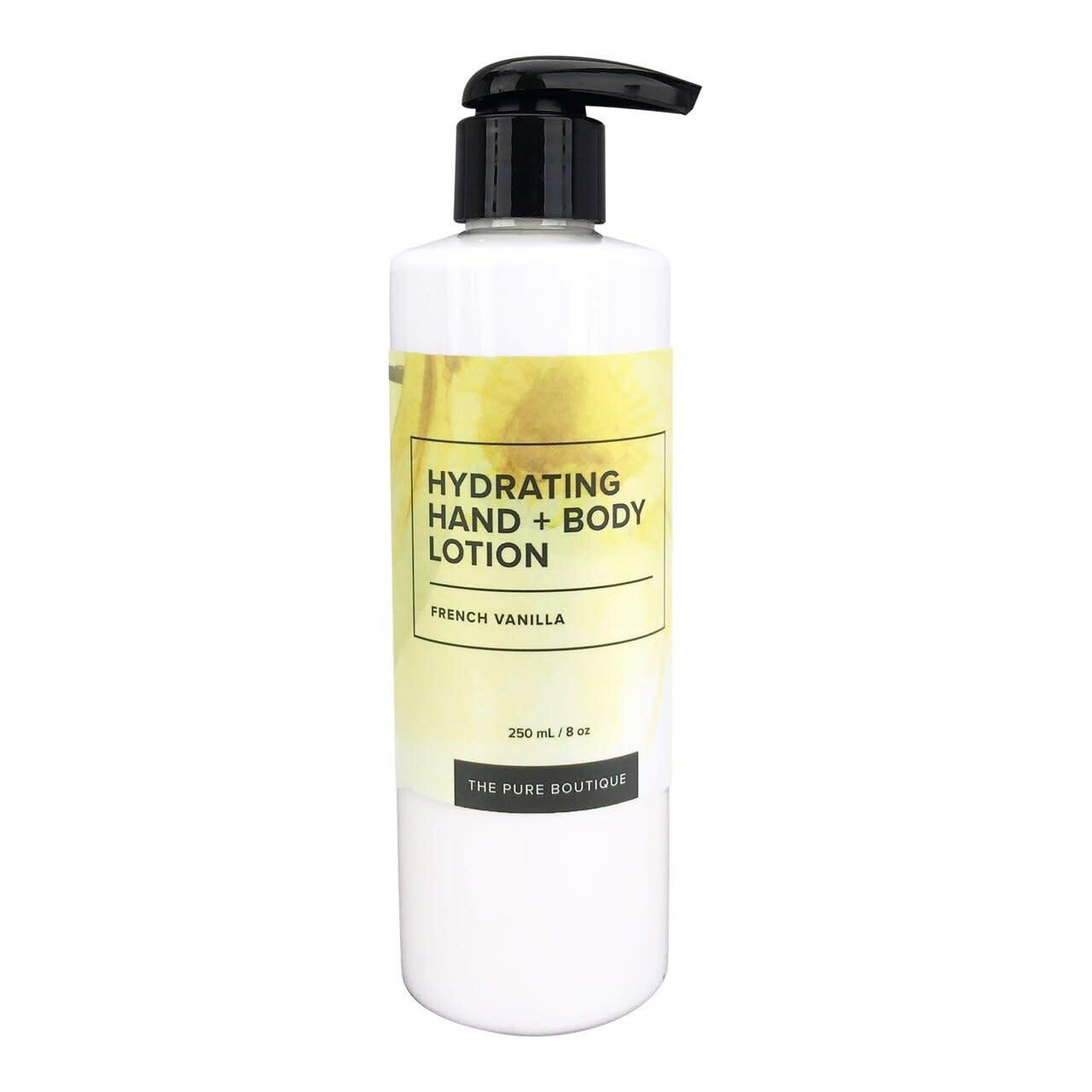 Hydrating Hand & Body Lotion - French Vanilla-1