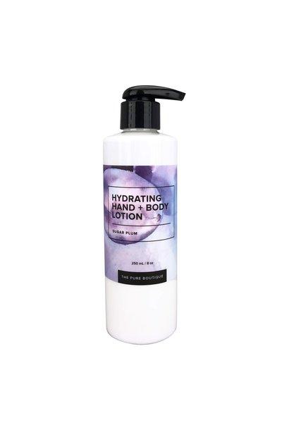 Hydrating Hand & Body Lotion - Sugar Plum