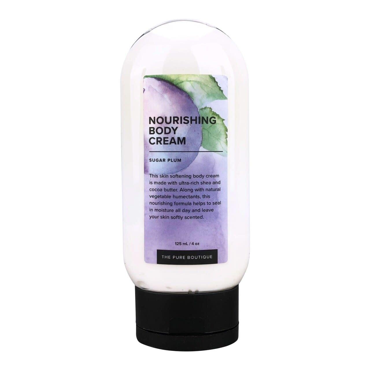 Nourishing Body Cream - Sugar Plum-1