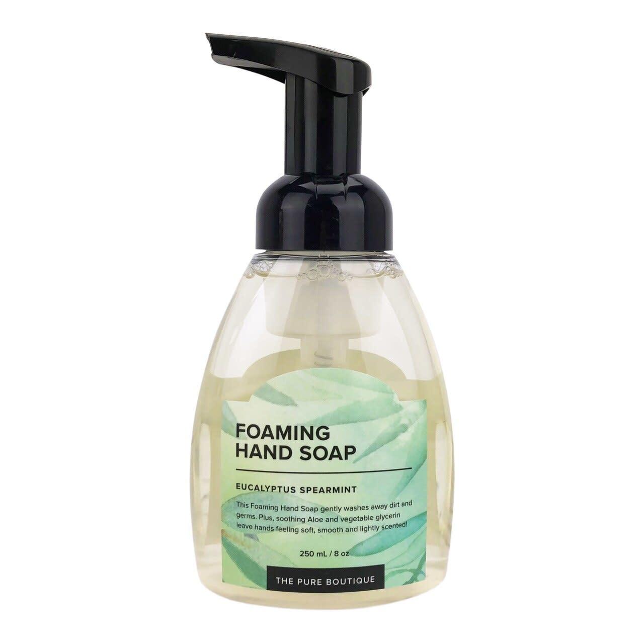 Foaming Hand Soap - Eucalyptus Spearmint-1
