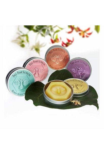 Honey House Naturals - Bee Bar Solid Lotion