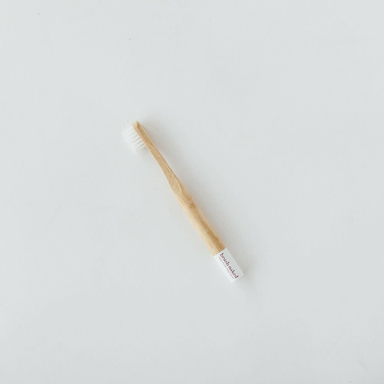Kids Toothbrush - White-1