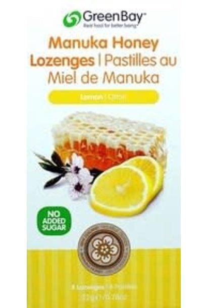 Manuka Honey Lozenges - Lemon