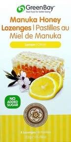 Manuka Honey Lozenges - Lemon-1