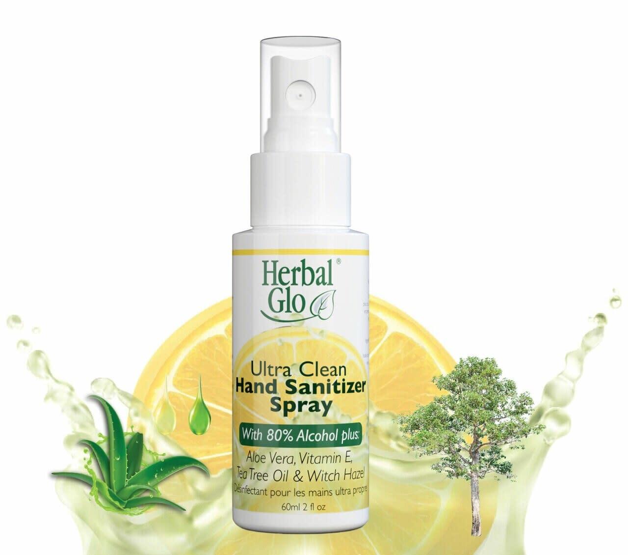 Ultra Clean - Hand Sanitizer Spray-1
