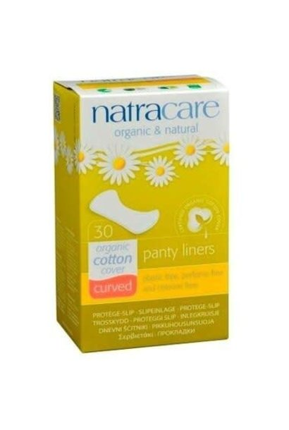 Curved Panty Liners (30/pk)