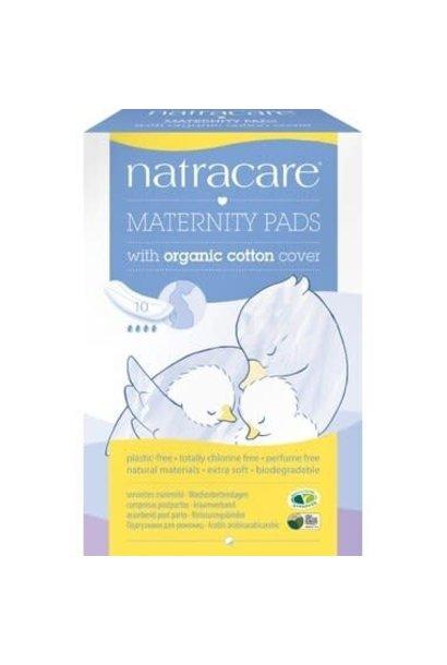 Natural Maternity Pads (10/pk)