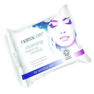 Organic Cleansing Makeup Removal Wipes (20/pk)-1