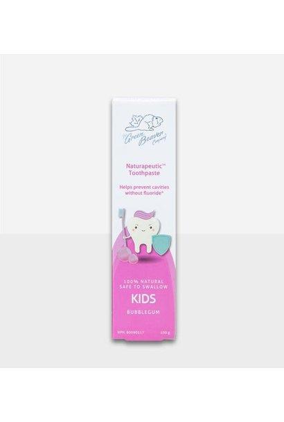 Kids Natrapeutic Toothpaste: Bubblegum