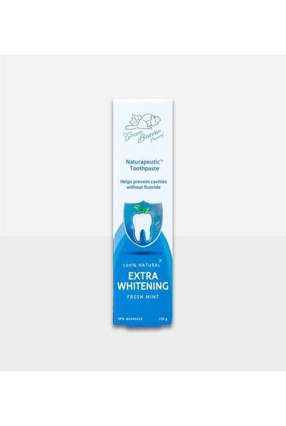 Naturapeutic Toothpaste: Extra Whitening (Fresh Mint)