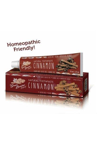 Toothpaste: Cinnamon