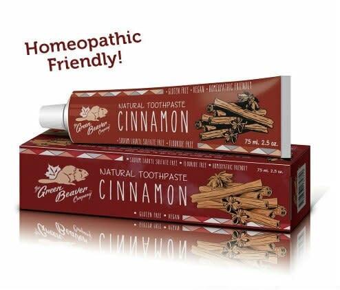 Toothpaste: Cinnamon-1