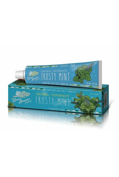 Toothpaste: Frosty Mint