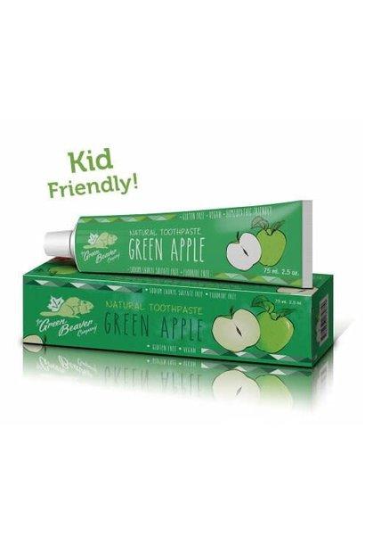 Toothpaste: Green Apple