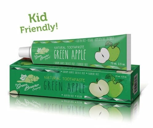 Toothpaste: Green Apple-1