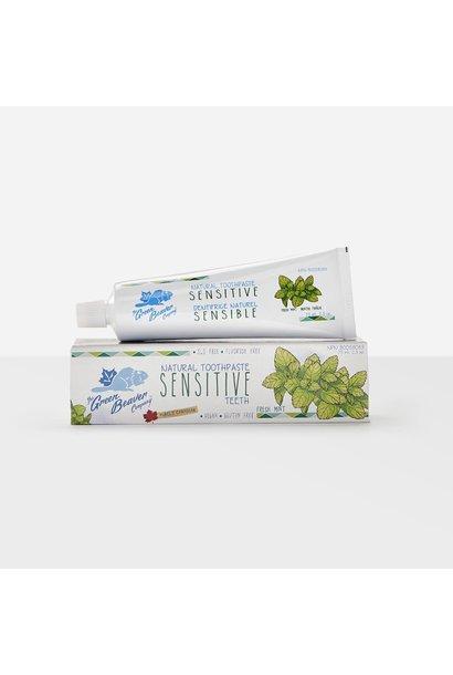 Toothpaste: Sensitive Teeth