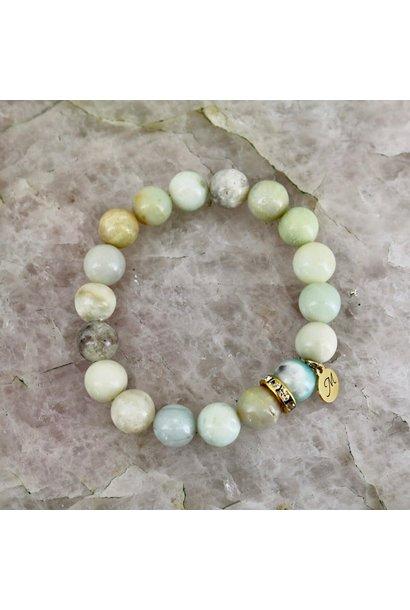 Oasis Bracelet - Amazonite Stone