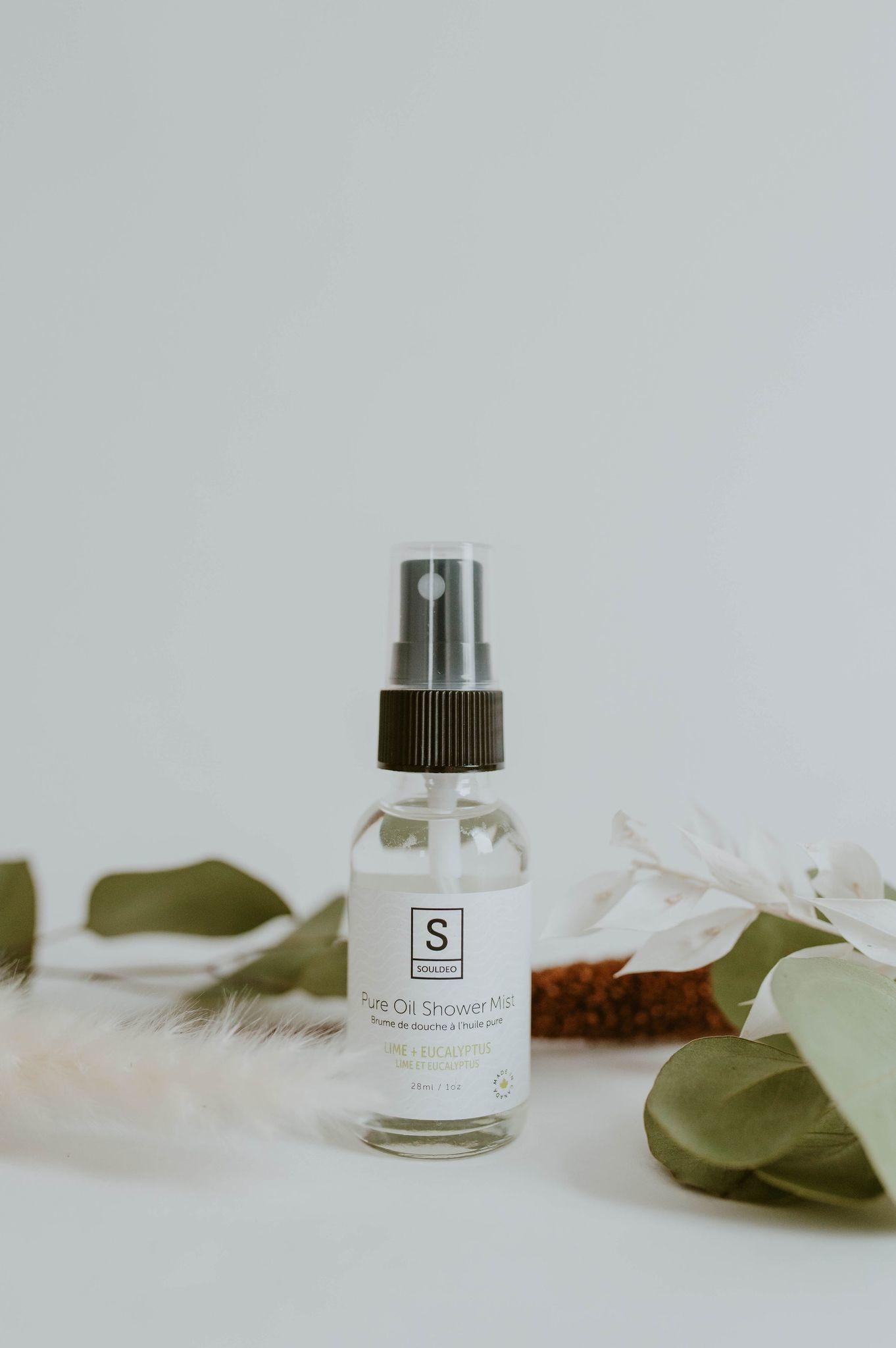 Shower Mist - Lime & Eucalyptus-1