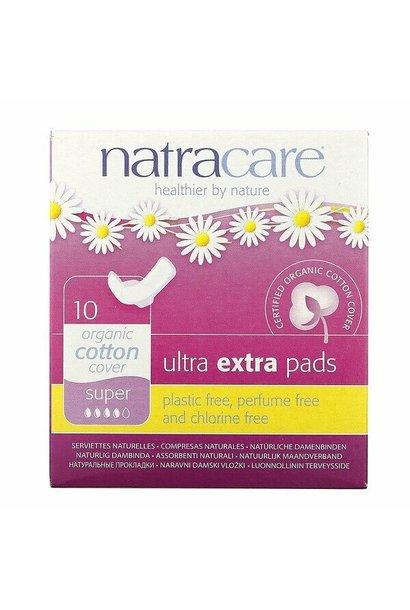 Ultra Extra Super Period Pads (10/pk)