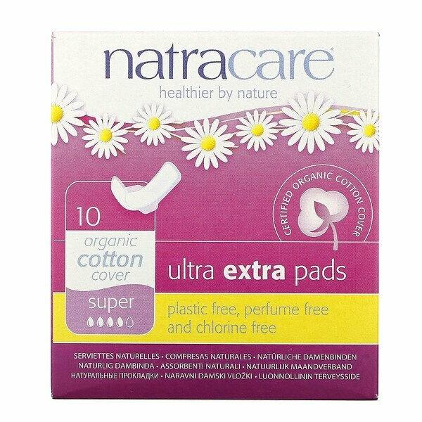 Ultra Extra Super Period Pads (10/pk)-1