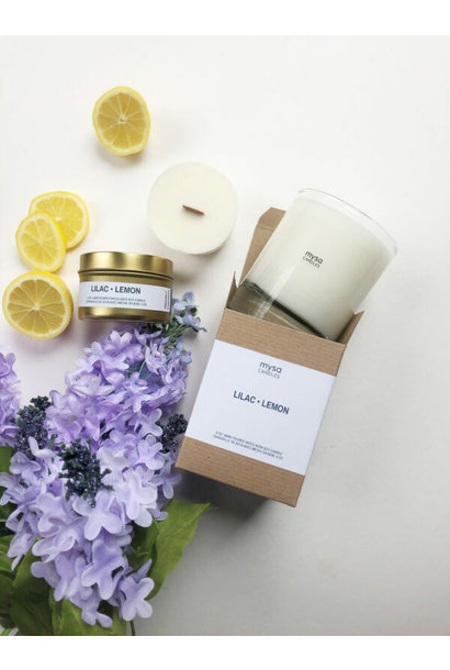 Candle - Lilac Lemon