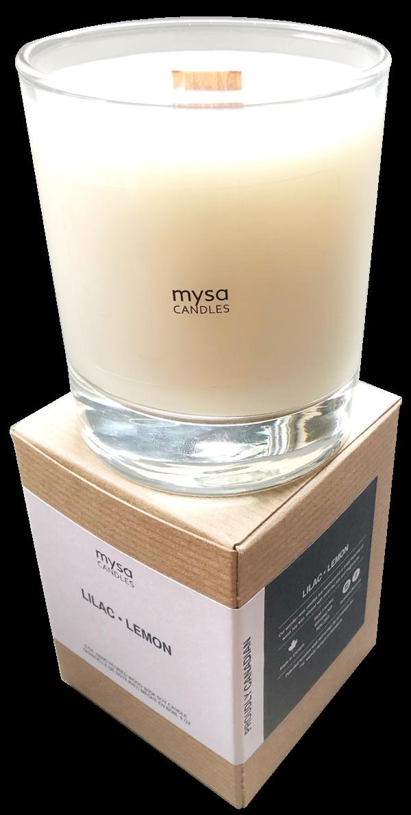 Candle - Lilac Lemon-3