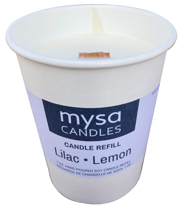 Candle - Lilac Lemon-4