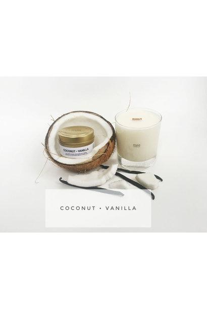Candle - Coconut Vanilla