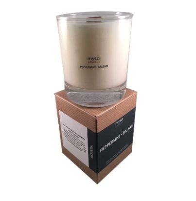 Candle - Peppermint Balsam-3