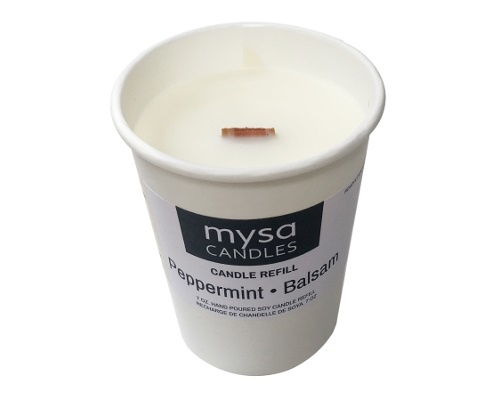 Candle - Peppermint Balsam-4