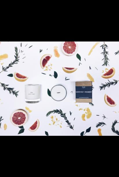 Candle - Grapefruit & Rosemary