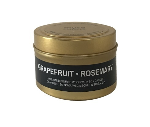 Candle - Grapefruit & Rosemary-1