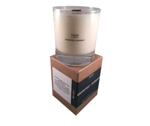 Candle - Grapefruit & Rosemary-3