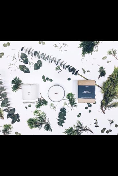 Candle - Bastu (Eucalyptus & Cedar)